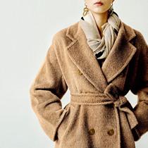 Rong Mei (DY1200626) Limited Italian Cree 100% alpaca Suli Classic 101801 Coats