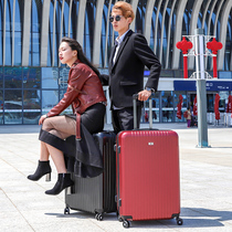 Switzerland SUISSEWIN mute universal aircraft wheel 24 28-inch trolley suitcase men and women 20-inch boarding box