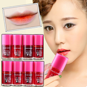 Shipping bite lip lipstick liquid Rouge blush lip gloss lip liquid dyeing water gradient lasting lipstick grapefruit