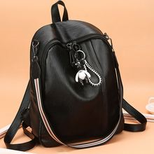 2019 new backpack fashion trend bag female bag travel bag