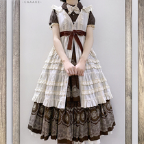 (Official End Page) LUCKY BABY Nainai Rabbit jsk skirt (spot expected by the end of July)