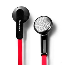 Newman PT880 Red Noodle bass headset HiFi player Phone MP3 tablet general