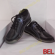 BEL bowling products new professional bowling shoes let slip flanging press more stable bowling shoes