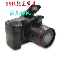 I high list anti-camera dry battery domestic long-focus digital micro-single camera digital fixed lens 16X zoom av.
