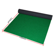 Special imported grass golf strike Pad Club swing pad Indoor Practice supplies 1 meters *1.25 meters