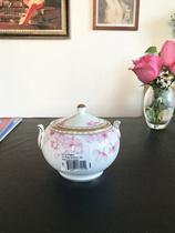 British spot Wedgwood Spring Blossom cherry Blossom Spring Candy tank milk tank combination without box