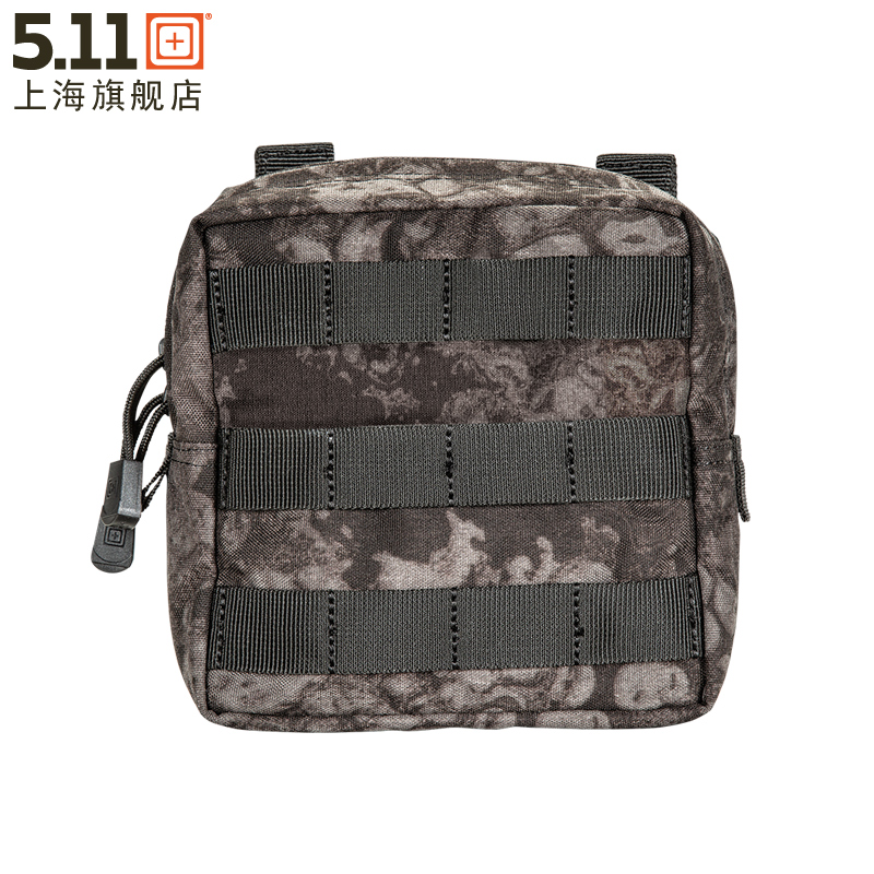 5.11 Outdoor camouflage belt with bag war pack 511 tactical equipment bag 58713G7 accessory bag