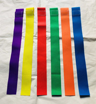 Rugby Waist Flag Ribbon flags draw flags to tear flags and tear the flag to rip the brand game flag (a single flag does not deserve a belt