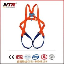 Buffer European Safety Belt Full-body Five-point High-altitude Operation Safety Belt Outdoor Construction Safety Belt Double hook