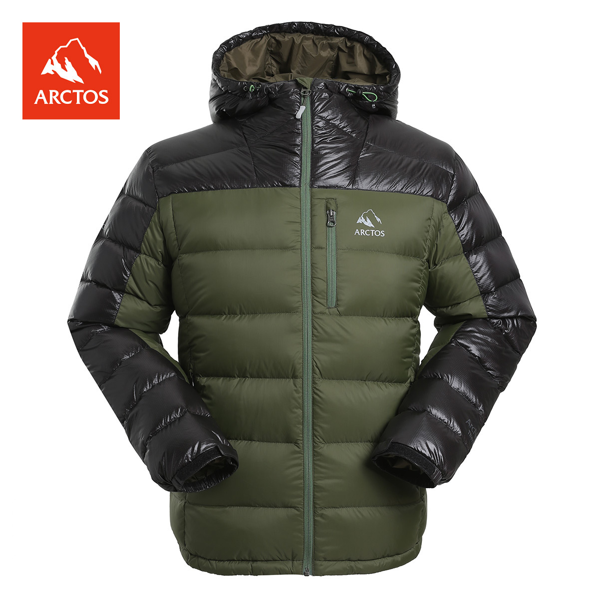 Extreme star outdoor men and women down jacket Super warm thick coat jacket 210 g down jacket Anti-season specials authentic