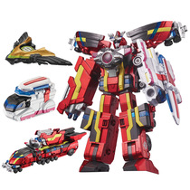Titans a 3 strike team Super bursting unit Deluxe Edition rush hit the Kalki King of spin fighters Wang saved a shot