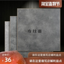 Reinforced composite wood floor household 12mm cement gray retro industrial wind clothing store King kong board factory direct sales