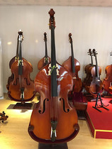 First school to play bass cello high-grade hand-patterned double cello full solid wood big bass