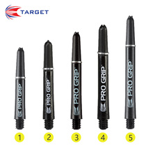 Darts Rod Target PRO Grip series black and white all five lengths darts rod nylon Darts Accessories