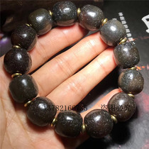 Hot collection selected old bag pulp full of weathered sugar agate old hand string Buddha bead hand錬 beads collection
