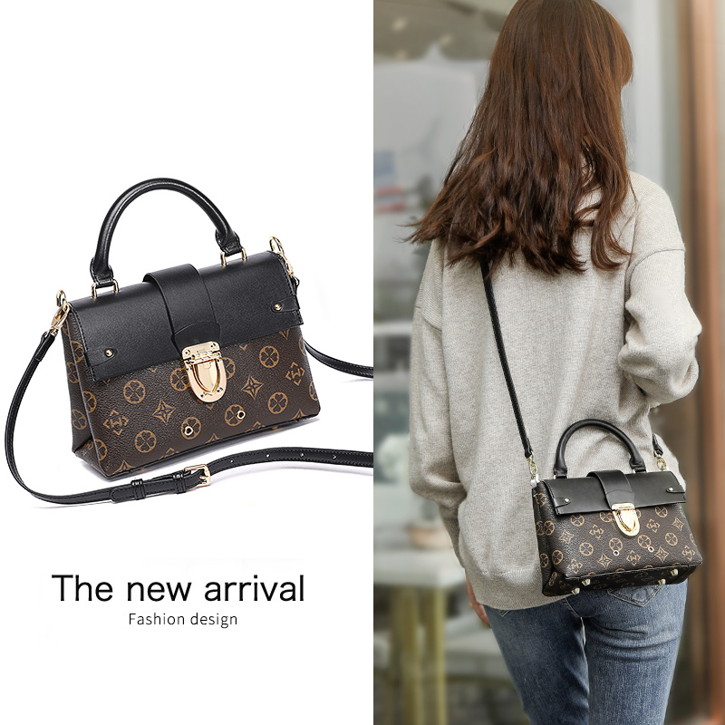 Somay bag 2018 new women's bag wild small bag Korean version of the texture autumn and winter mobile Messenger bag shoulder bag tide