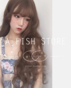 You can feel it, you can feel the fish Maggie * new wig daily Lolita color Fairy