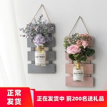 ins Wind Wall wall hanging decorations small pendant wall bedroom room wall flower creative wall decoration interior wall decoration