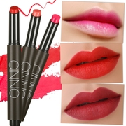 Korea press Lipstick Matte aunt color lasting decolorization mauve Retro Red matte genuine lip bite