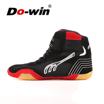 Multi-wei Wrestling shoes genuine mens and womens Wrestling training competition special shoes j6211a wushu shoes hard pull ring shoes
