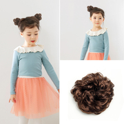 Baby girl child hair wig wig balls energy-saving jewelry and accessories to girls
