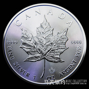 2017 Canada Canada silver. (security standard 1 oz) to send a full set of accessories