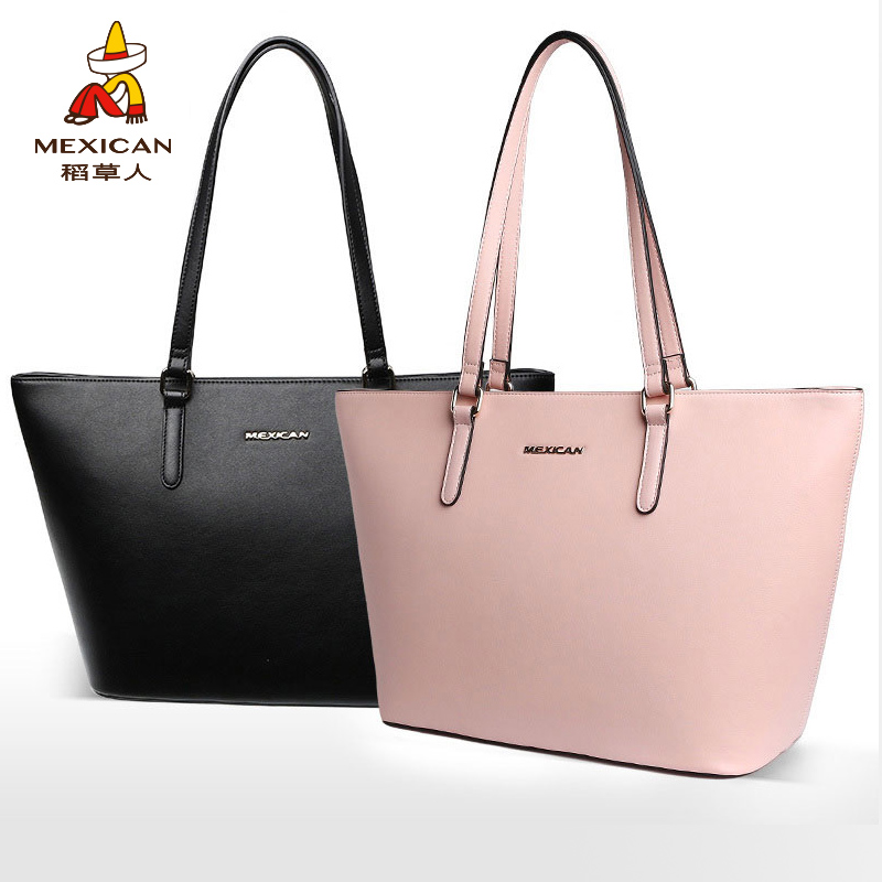 Scarecrow big bag female 2018 new female bag shoulder bag special bag fashion casual large capacity handbag tide