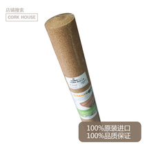 Portugal imported Cork mat solid wood flooring professional moisture-proof mats to warm special sound-absorbing spot