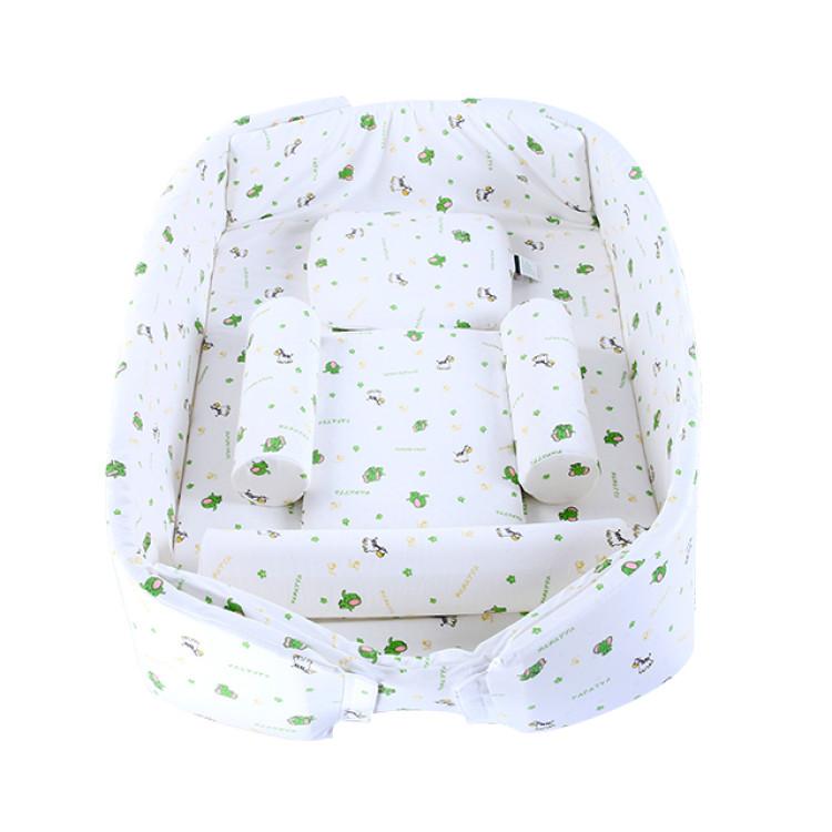 PAPATYA Таиланд импортировал латексный детский набор из пяти частей(форменная подушка матрас подушка лежащая подушка