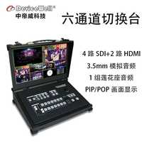 Zhongdiwei HDS9106 guide HD à six sens guide HD 6-way Beijing spot