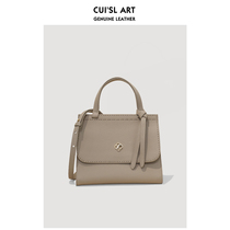 Factory straight out of the new upgraded version of the star with the first layer of psoriate hand stitching small mini womens bag