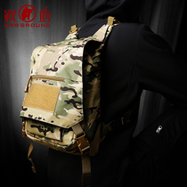 Field Wilderness Action eat chicken bag first-class bag tactical backpack men and women shoulder bag camouflage outdoor climbing bag