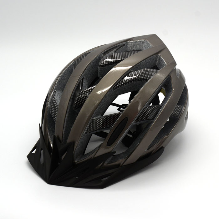 Formation of International Trade Genuine One-in-One Bicycle Mountain Bike Riding Sports Carbon Fiber Helmet Large-Size Mail Package