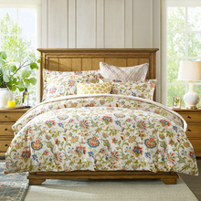 Harbor House American Country Home Pure Cotton Printing Four Full Cotton Bedding Bedding Sheets