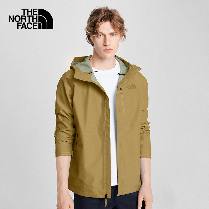 The North Face North Jacket Mens Outdoor Waterproof Breathable New) 46LB