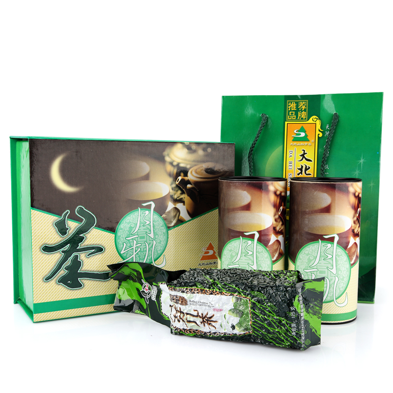 Yueya Er (two kilograms) 1000g in the genuine Jingming tea Jiexi specialty green tea