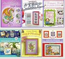 Бутик для вышивания крестиком-Джоан Эллиотт авторский дизайн 6 коллекций для вышивания крестиком