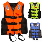 Shipping professional life jacket adult children fishing vest Diving Snorkeling suit drifting fishing boat swim