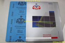 Offer] Authentic German warrior brand water sandpaper 991A fine polishing sandpaper 240 mesh