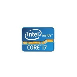 Notebook CPU I5 I7 LOGO