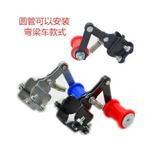 Motorcycle accessories large chain automatic regulator tensioner bending beam motorcycle tension thickening