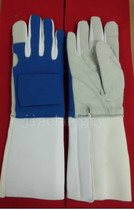 Fencing Equipment Fencing advanced washable anti-skid wear-resistant gloves (three gloves) for competition