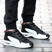 The new summer trend of Korean men shoes sports shoes for men in the air rise male mesh shoes