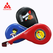 Kang meique adult children Taekwondo foot target training target target target target double foot chicken hand foot equipment