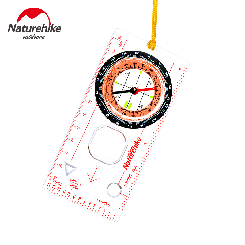 NH moving orienteering Crossing compass compass multifunctional vehicle luminous