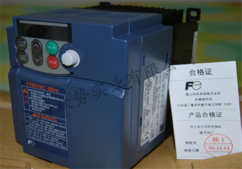 Fuji inverter 2.2kw three phase 380V FVR2.2S1S-4C need to order, short delivery time