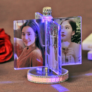 Birthday Gift Girl girlfriends DIY photos to send a special girlfriend to send a couple of special novelty Korean creative personality