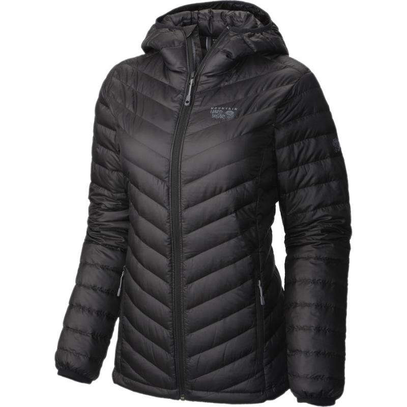 American direct mail Mountain Hardwear B5068T winter warm solid color horizontal stripes down jacket women