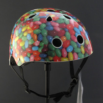 Nutcase Roller Skating Dead Feishan Bicycle Ultimate Sports Helmet Colored Beans 11 Holes Large