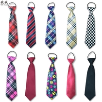 Children (4 years and older)tie children boys and girls Korean version of the tide small suit accessories British students small tie